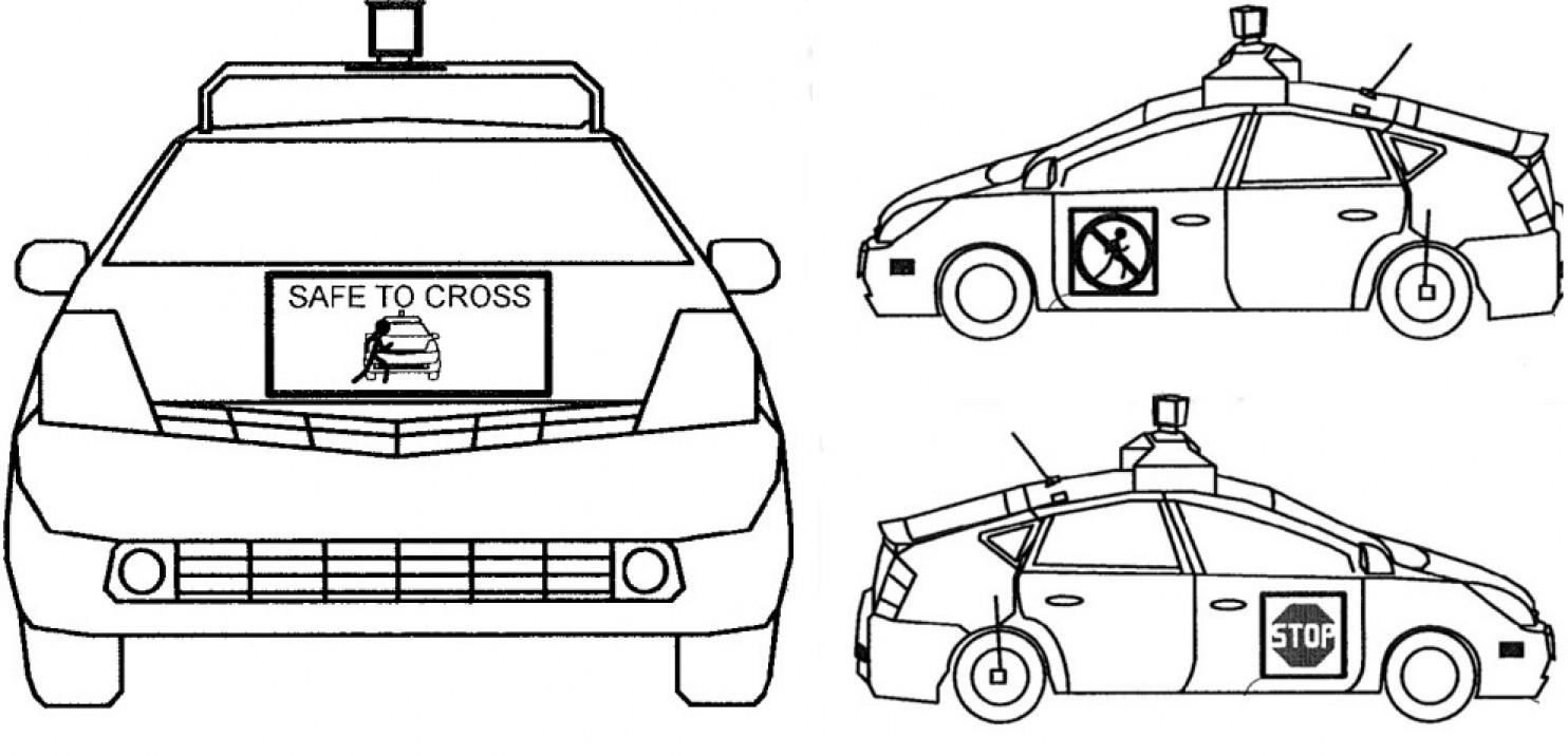Wie sich Google die Kommunikation zwischen selbstfahrenden Autos und ...