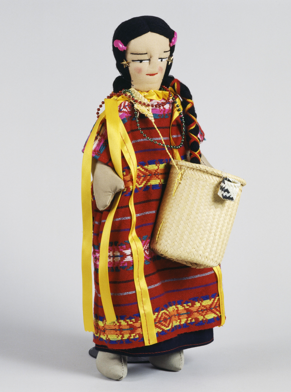 10 diferentes tipos de muñecas artesanales y de dónde vienen