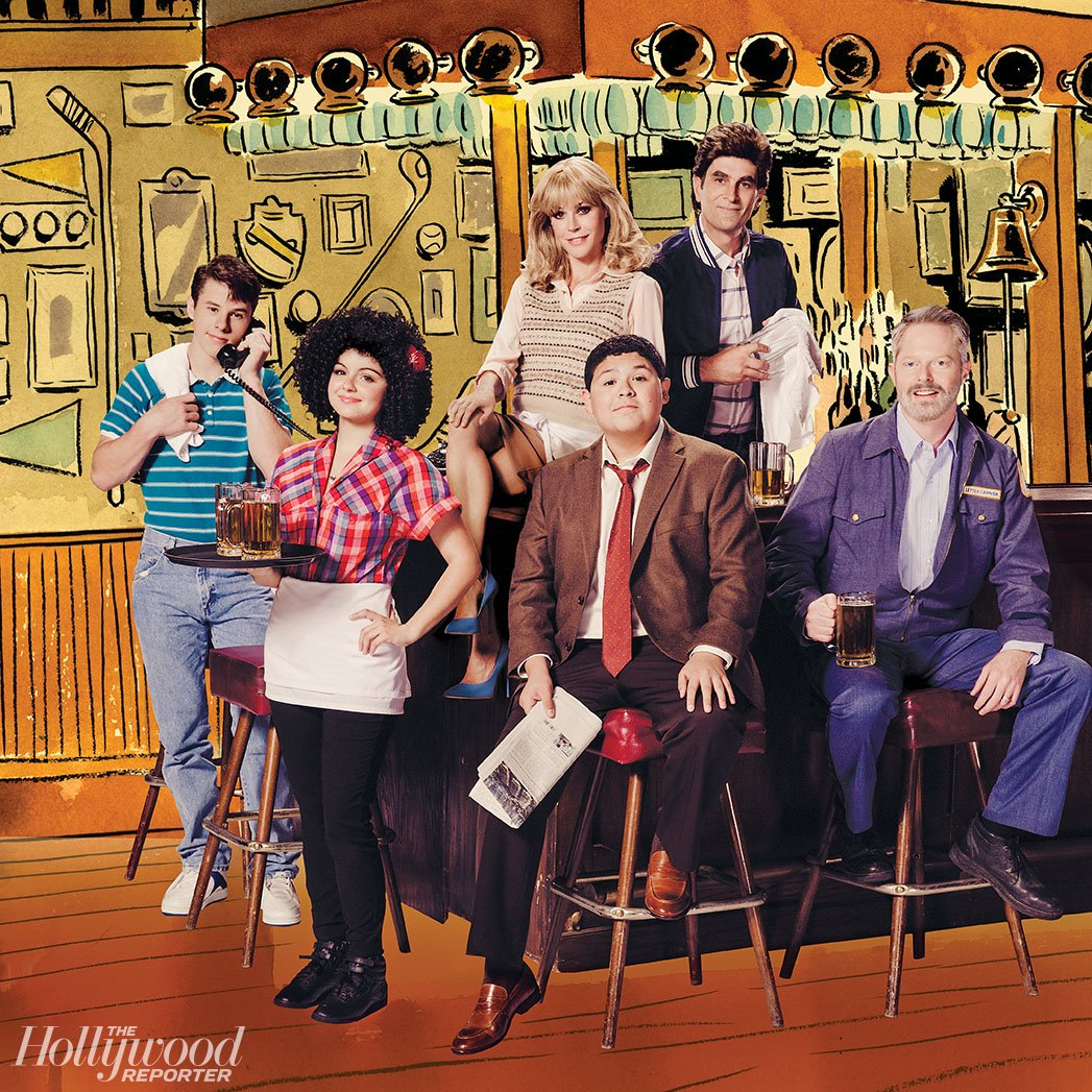 modern family, modern family cast, classic TV, married with children