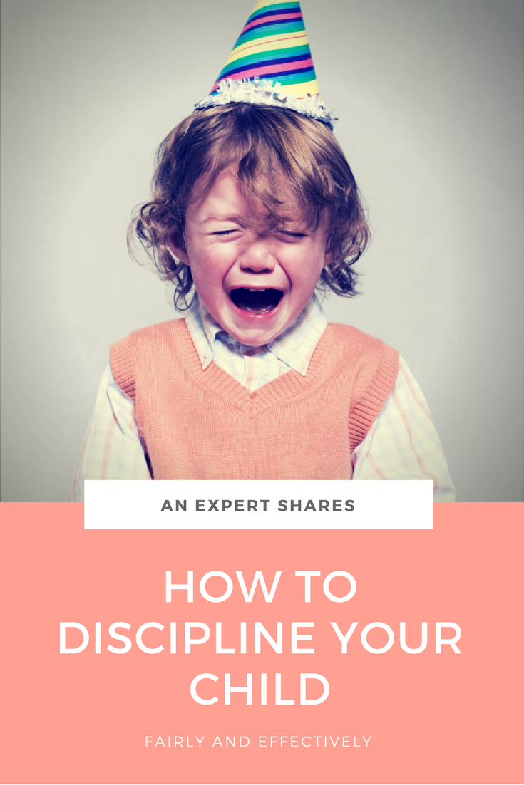 How To Discipline Your Kids (Without Yelling Or