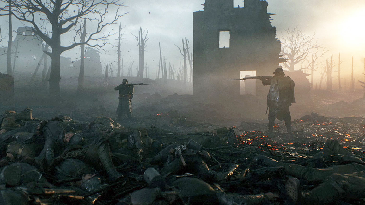 Battlefield 1 Reminded Me That Before War Was A Game It
