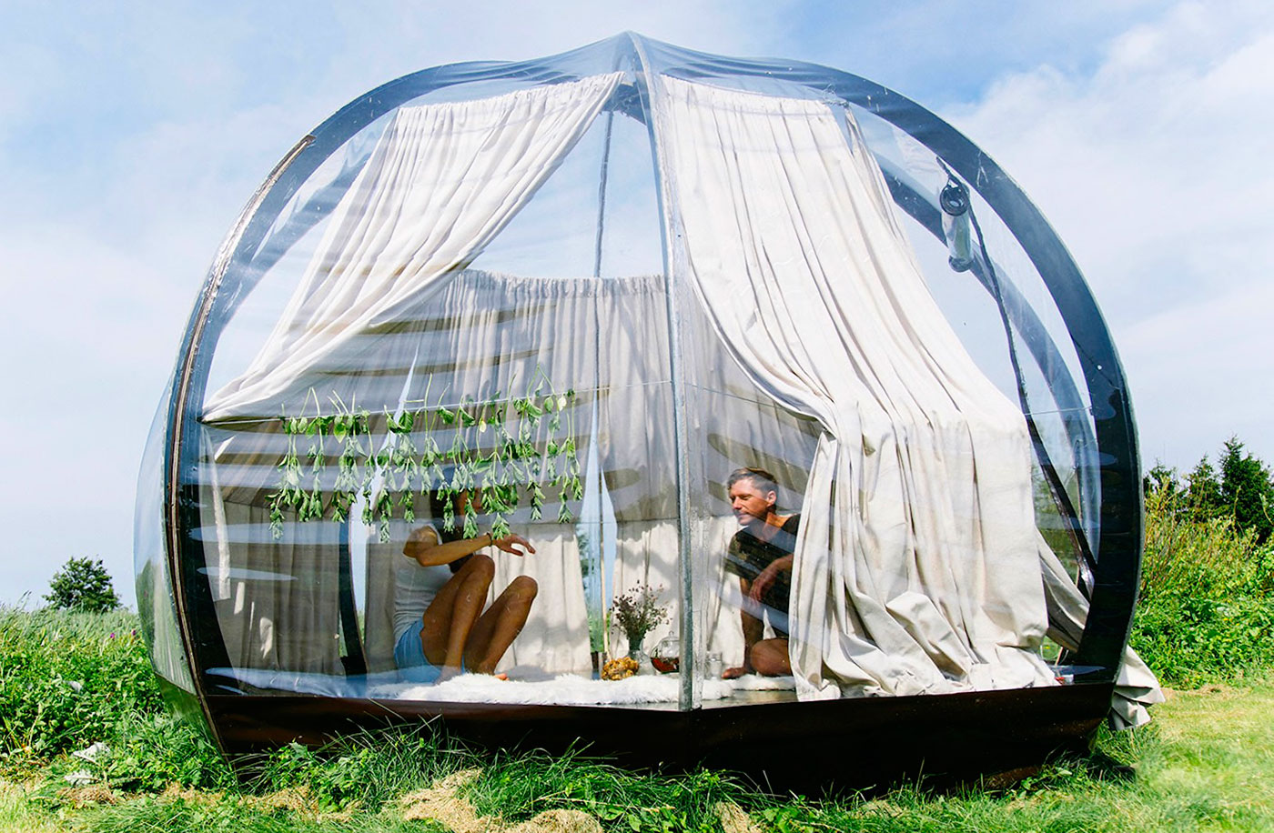 6 Tents That Take Technology Off Grid