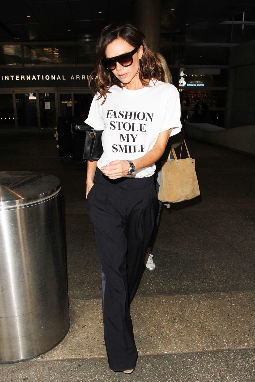 Victoria Beckham fashion stole my smile