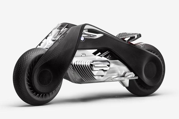 BMWモトラッドが考えた未来のオートバイ「VISION NEXT 100」