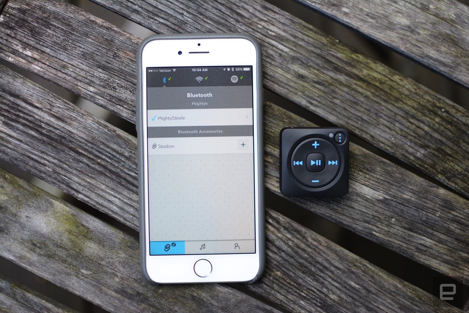 An iPod Shuffle for Spotify is surprisingly essential