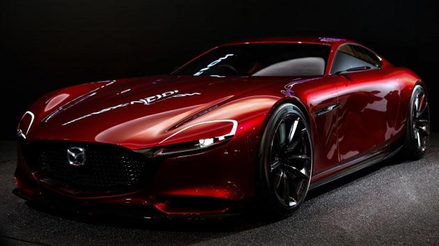 マツダ 2019年に発売する電気自動車に発電用ロータリー エンジンを搭載