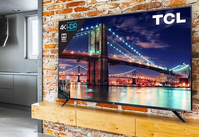 TCL's premium 4K HDR Roku TVs start at $649