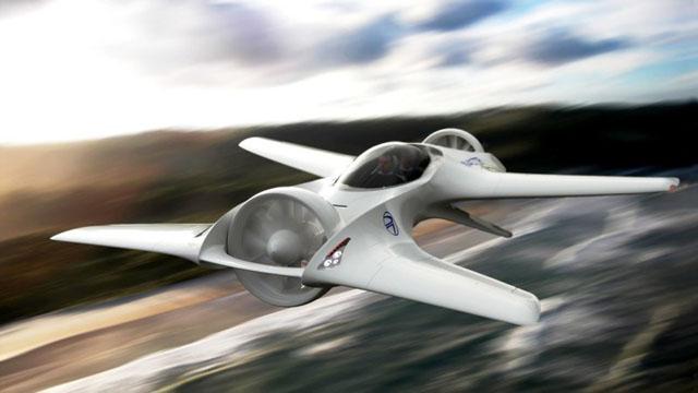 デロリアンが空飛ぶ車 DR-7 を開発中。「道路だと?そんなものは要らんのだよ by ドク」が現実に?