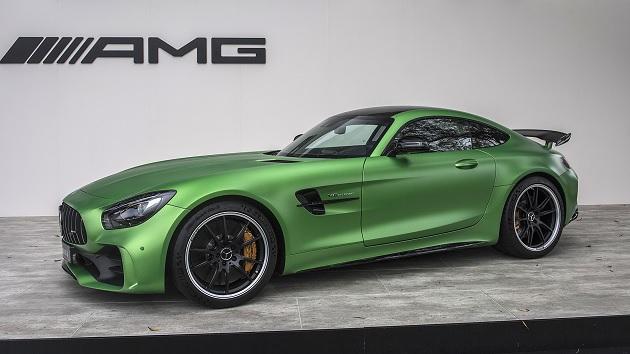 「メルセデスAMG GT C クーペ」は来年に登場確定! ムアースCEOが認める