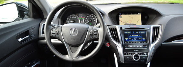 High Quality 2015 Acura TLX ...