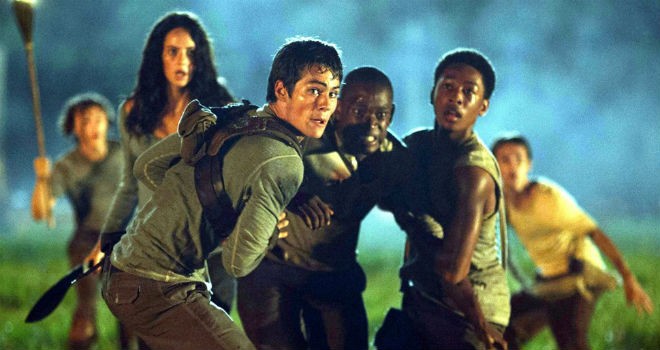 box office maze runner