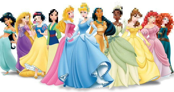 pixelated disney princesses quiz