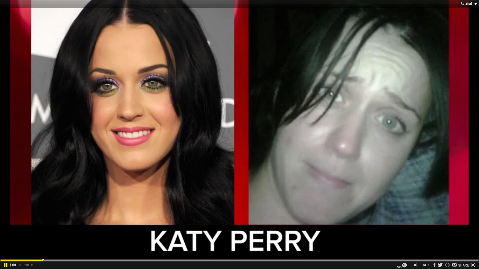 Celebrity makeup transformations 14 of the best publicscrutiny Choice Image
