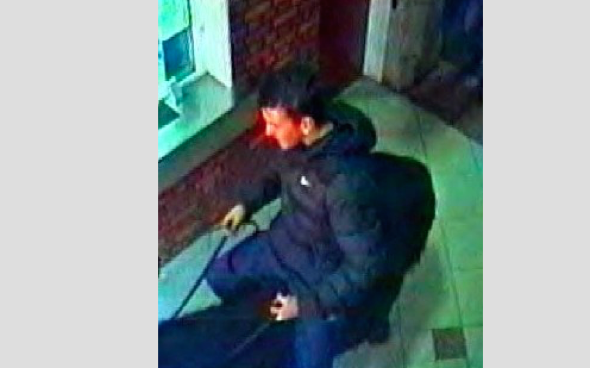 Man rides into UK train station on horse and abuses staff