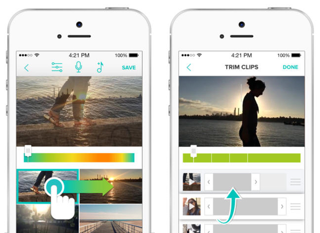 Fly Video Editor for iPhone