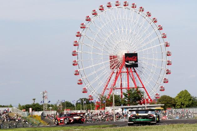 【2018スーパーGT 第3戦鈴鹿サーキット】GT300は #96 K-tunes RC F GT3がポールトゥウィン