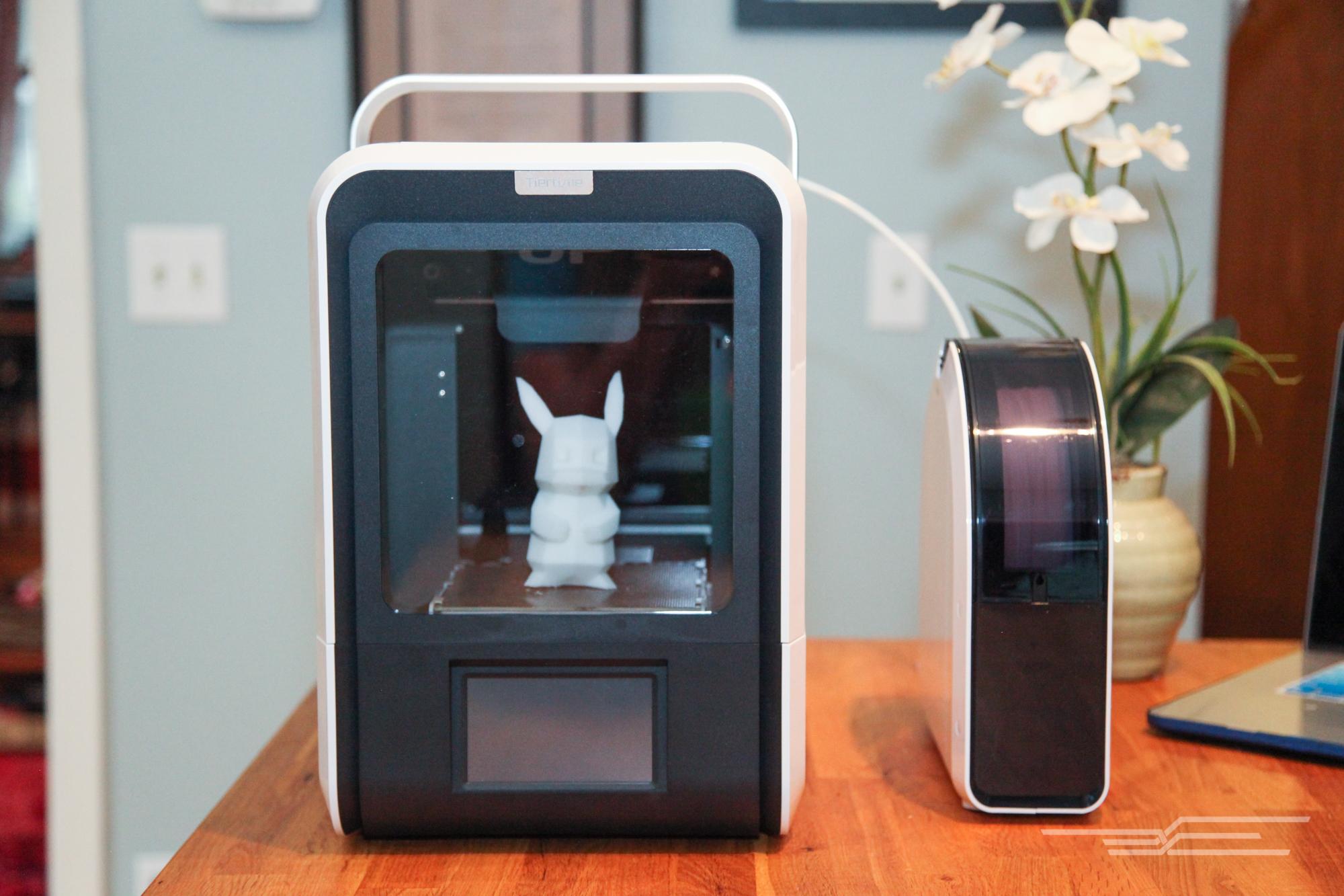 The best home 3D printer for beginners so far