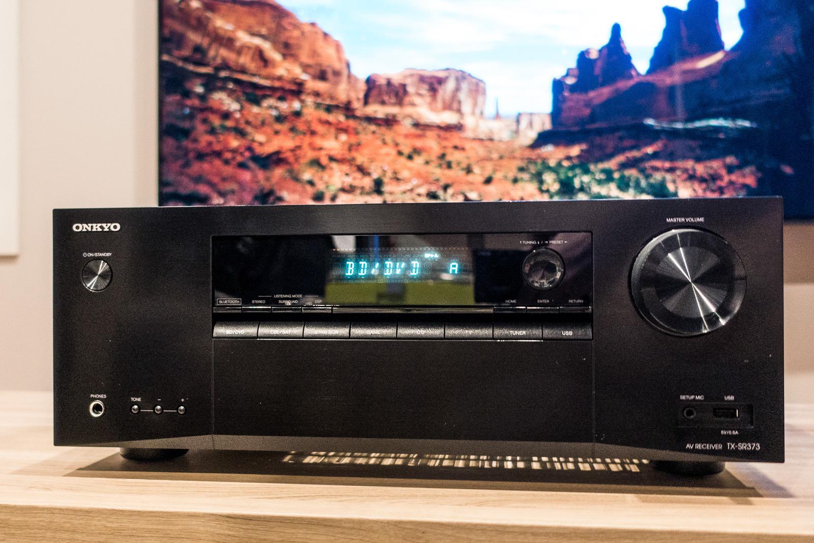The Best Av Receiver Abx Double Blind Audio Tester Budget Pick Onkyo Tx Sr373