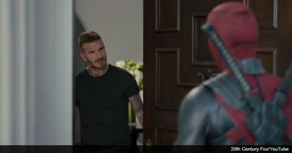 デッドプールがベッカムに謝罪!?『デッドプール2』の最新プロモーション動画が公開