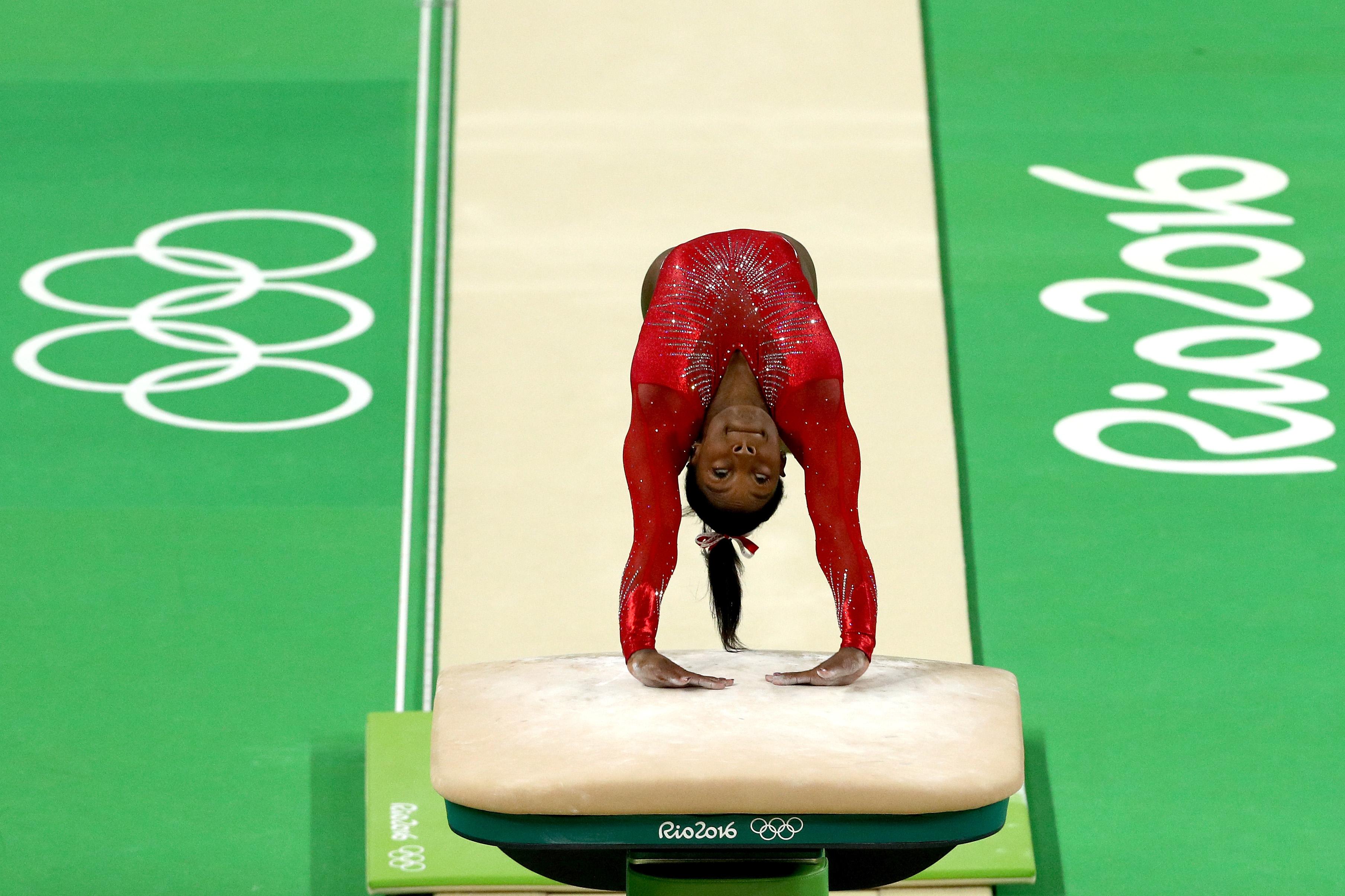 Gymnastics - Artistic - Olympics: Day 9