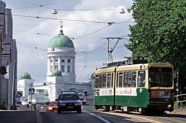 フィンランドの首都ヘルシンキ、自家用車はもうすぐ過去の遺物に?