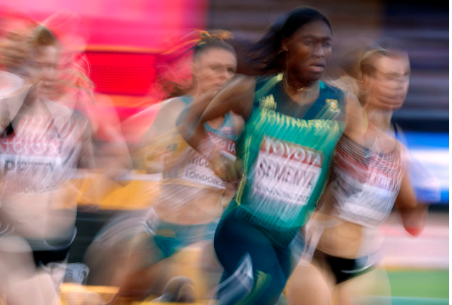 Why Caster, Wayde and Luvo Deserve To Run Away With The IAAF Athlete Of The Year