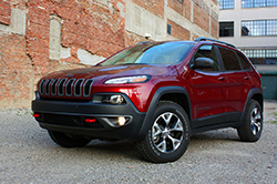 2014 Jeep Cherokee Trailhawk - Autoblog long-termer