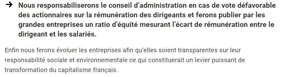 Que peut Macron sur la rémunération des grands patrons, un an après avoir critiqué le salaire de Carlos