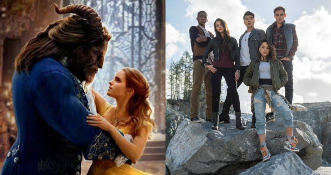 Box Office: 'Beauty and the Beast' Dazzles Again, 'Power Rangers' Off to Solid Start