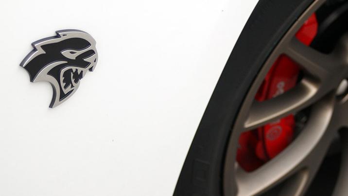 Dodge Hellcat logo