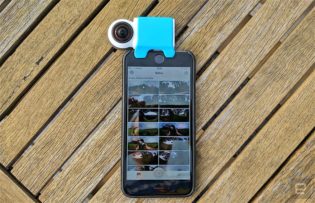 With live 360 video Facebook should focus on cameras not content