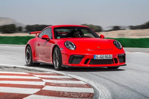 ポルシェのGT部門責任者が語る「911 GT3は自然吸気エンジンに可能な限り長く拘るでしょう」