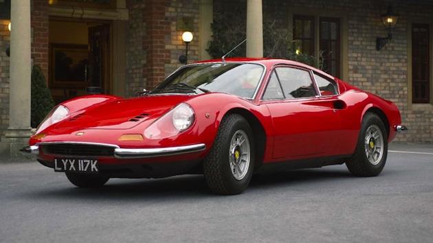 【レポート】フェラーリ、6気筒エンジンを搭載する「ディーノ」の復活を計画中!?