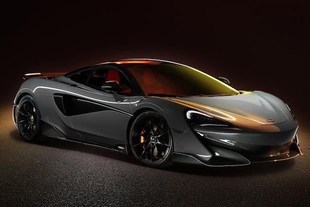 マクラーレン、上方排気が特徴的な限定モデル「600LT」を発表!