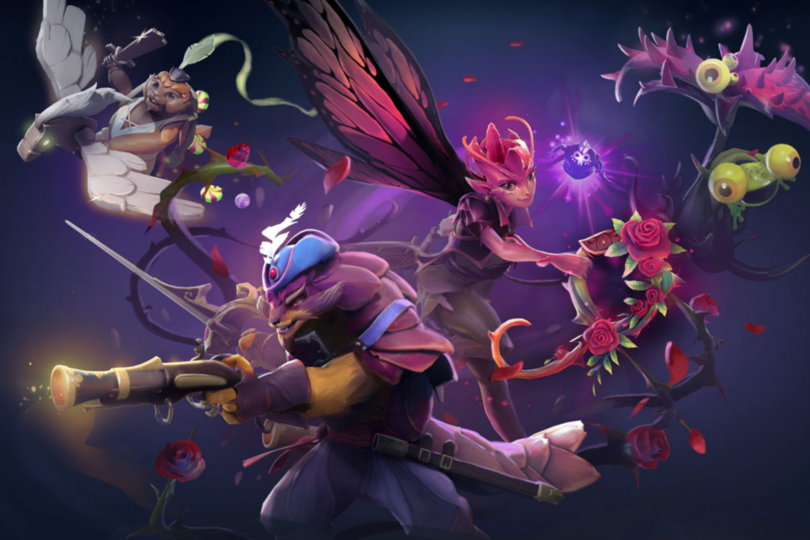 Dota  Dueling Fates Update Includes Extensive Gameplay Changes