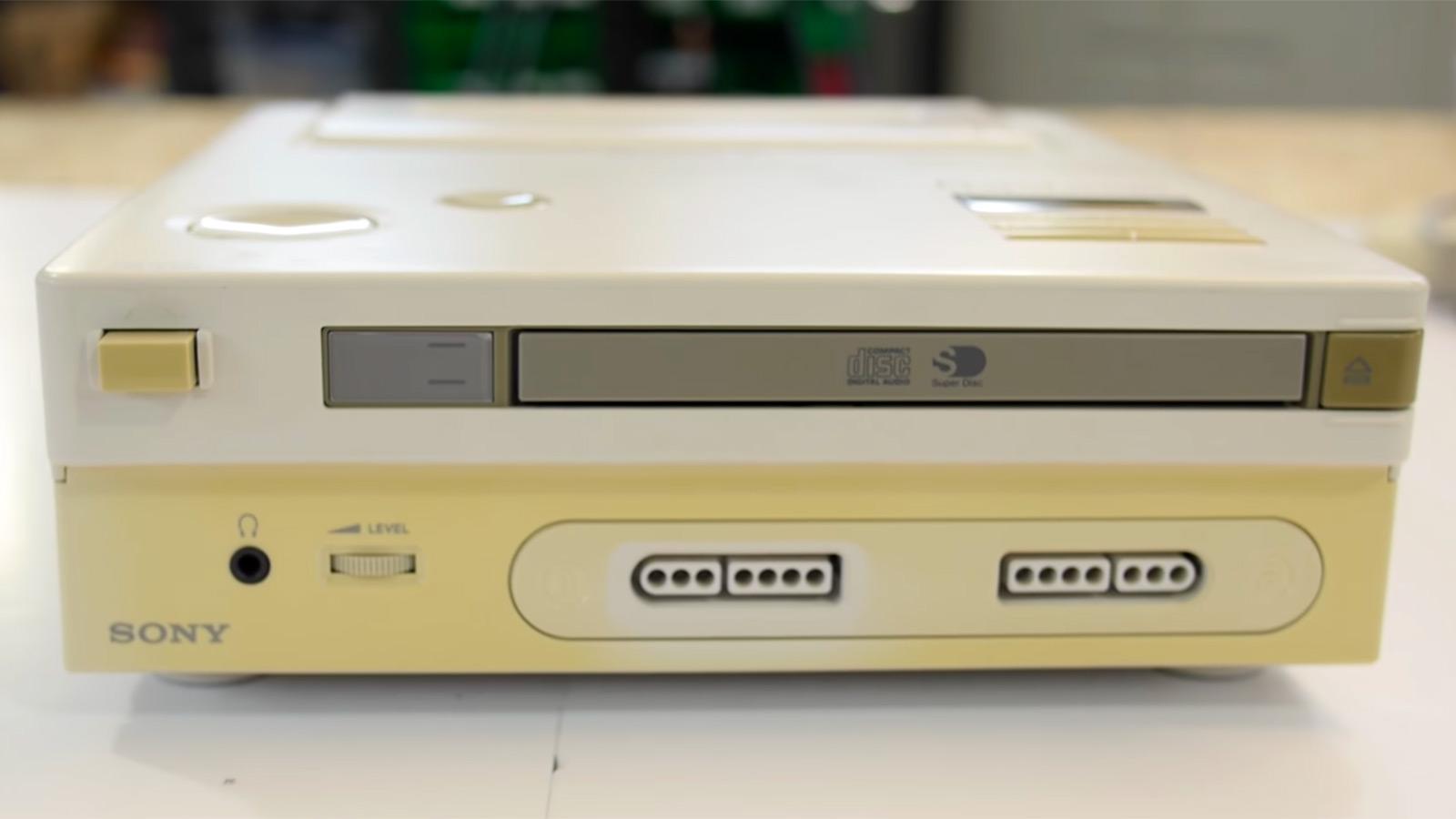 Ben Heck 拆解了传说中的 Sony Nintendo Play Station