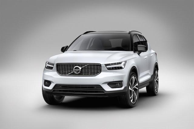 New Volvo XC40 named 2018 European car