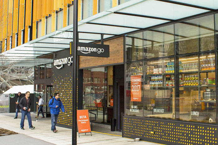 Amazon's store of the future has bugs to work out