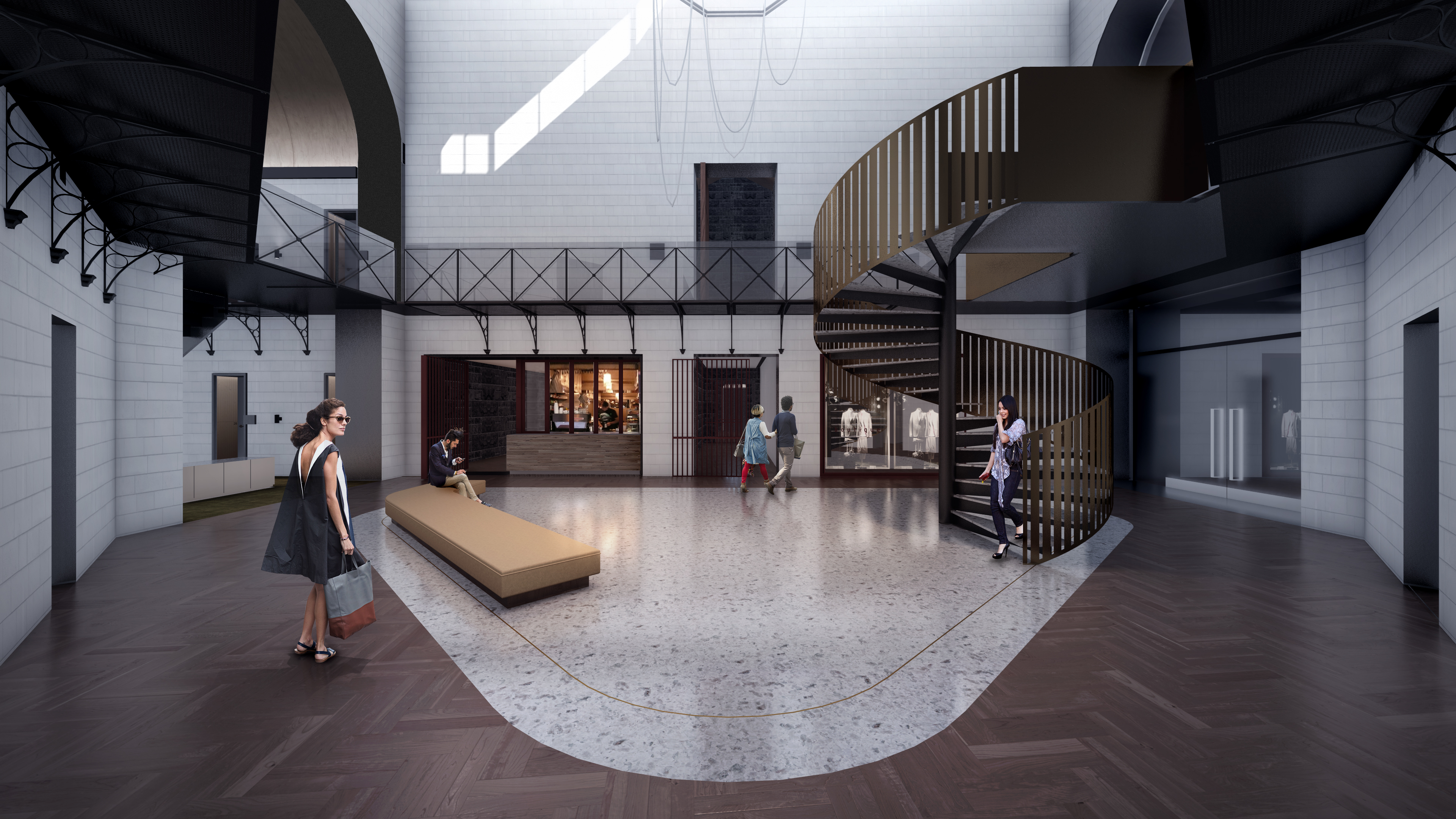 Notorious Pentridge Prison To Be Transformed Into A Luxury