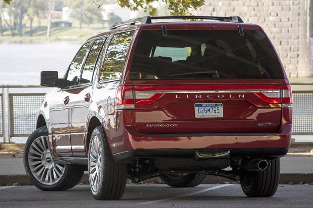 2015 Lincoln Navigator First Drive - Autoblog