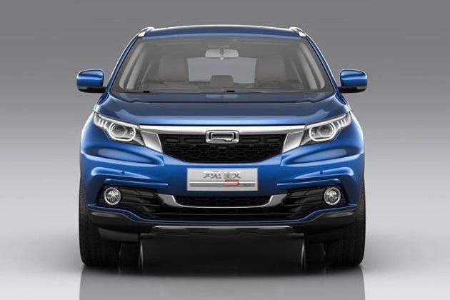 中国のクオロス、元MINIのデザイナーが手掛けた新型SUV「クオロス5」の画像を公開