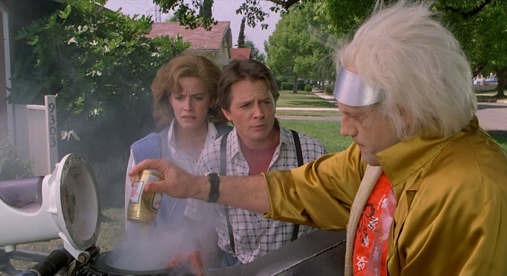 Back to the Future™ Trilogy — Back to the Future Part II ...