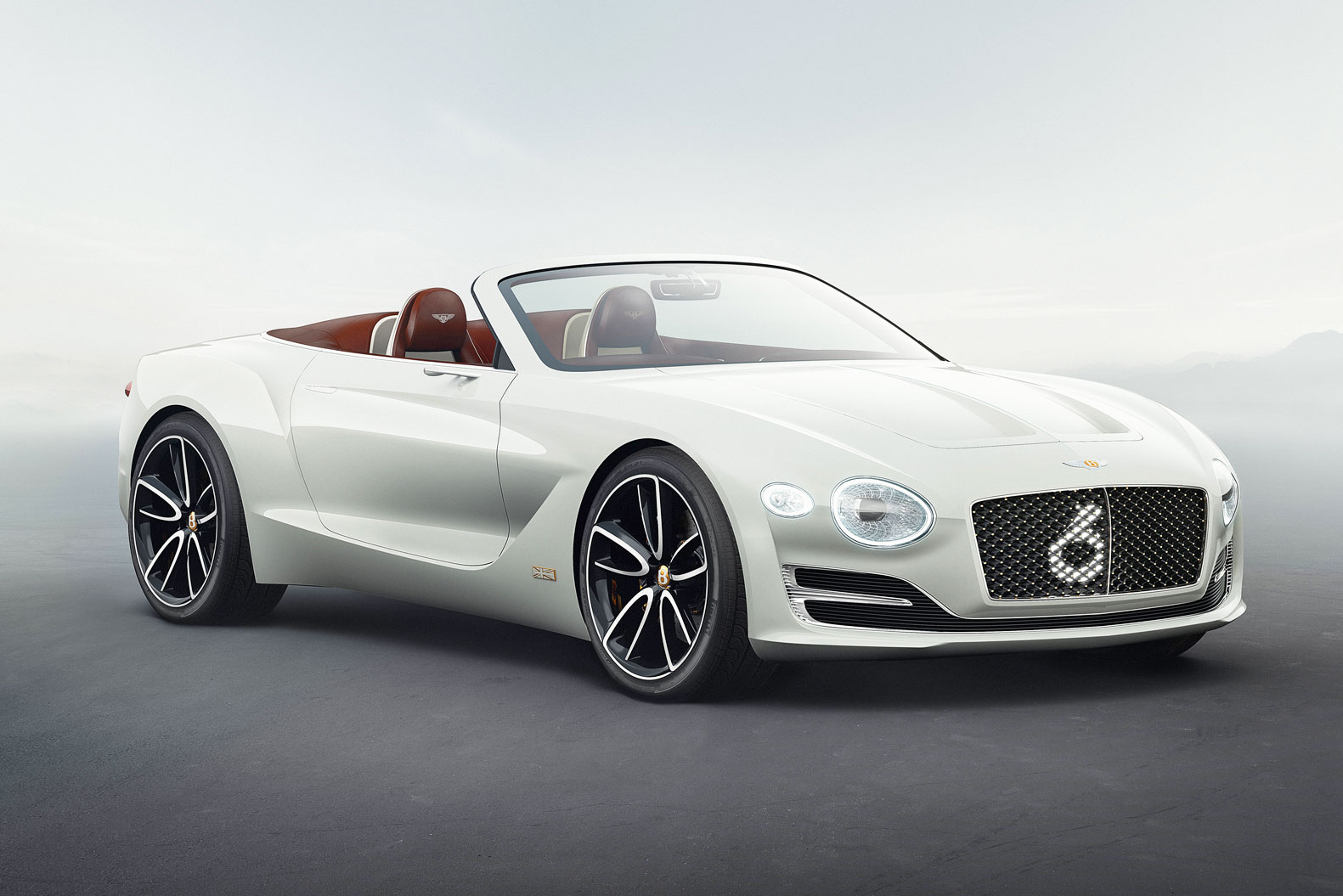 Bentley Unveils Its First All Electric Grand Tourer
