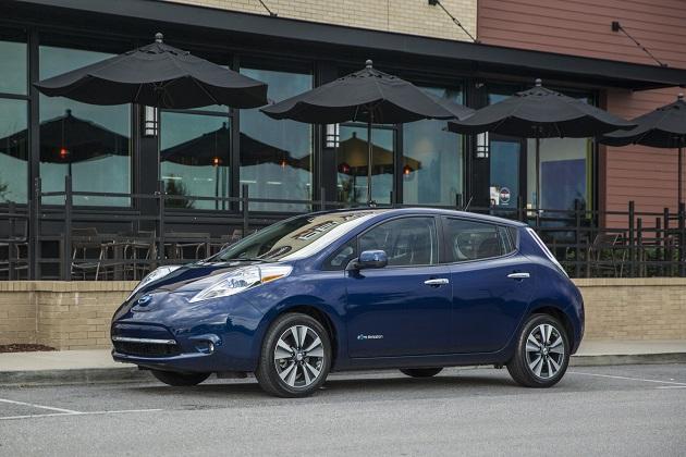 日産、2020年までに欧州で販売する乗用車の20%を電気自動車に