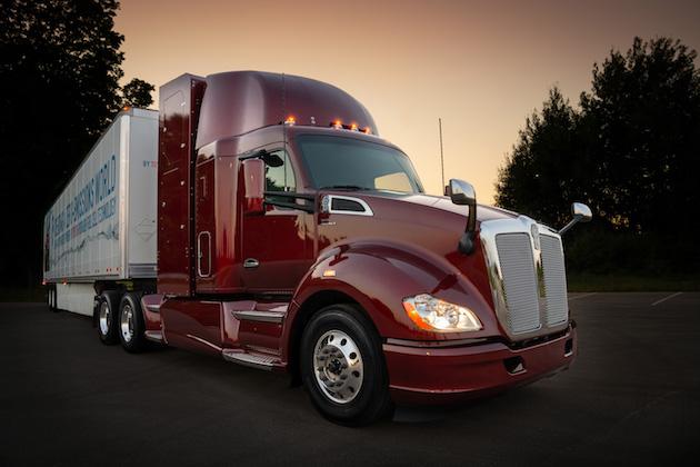 北米トヨタが、水素燃料電池を搭載する大型商用トラックの改良型を公開! 航続距離は1.5倍、居住性も改善