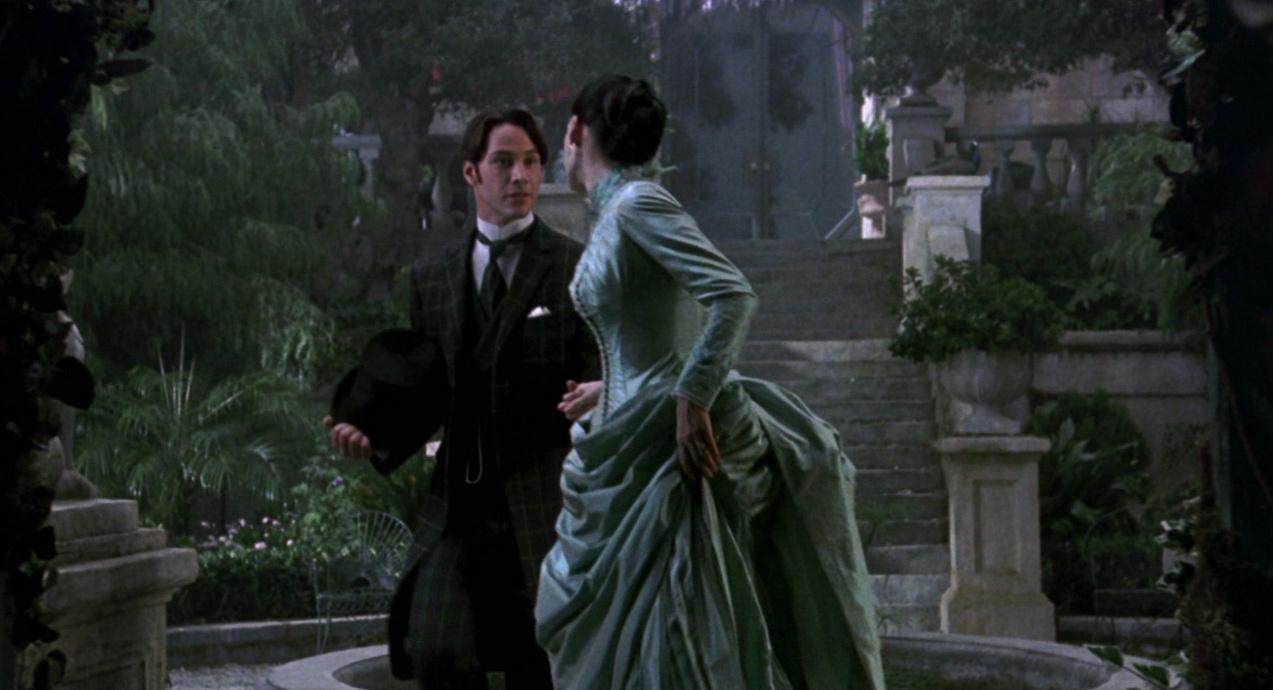 Winona Ryder et Keanu Reeves se sont vraiment mariés sans le savoir !