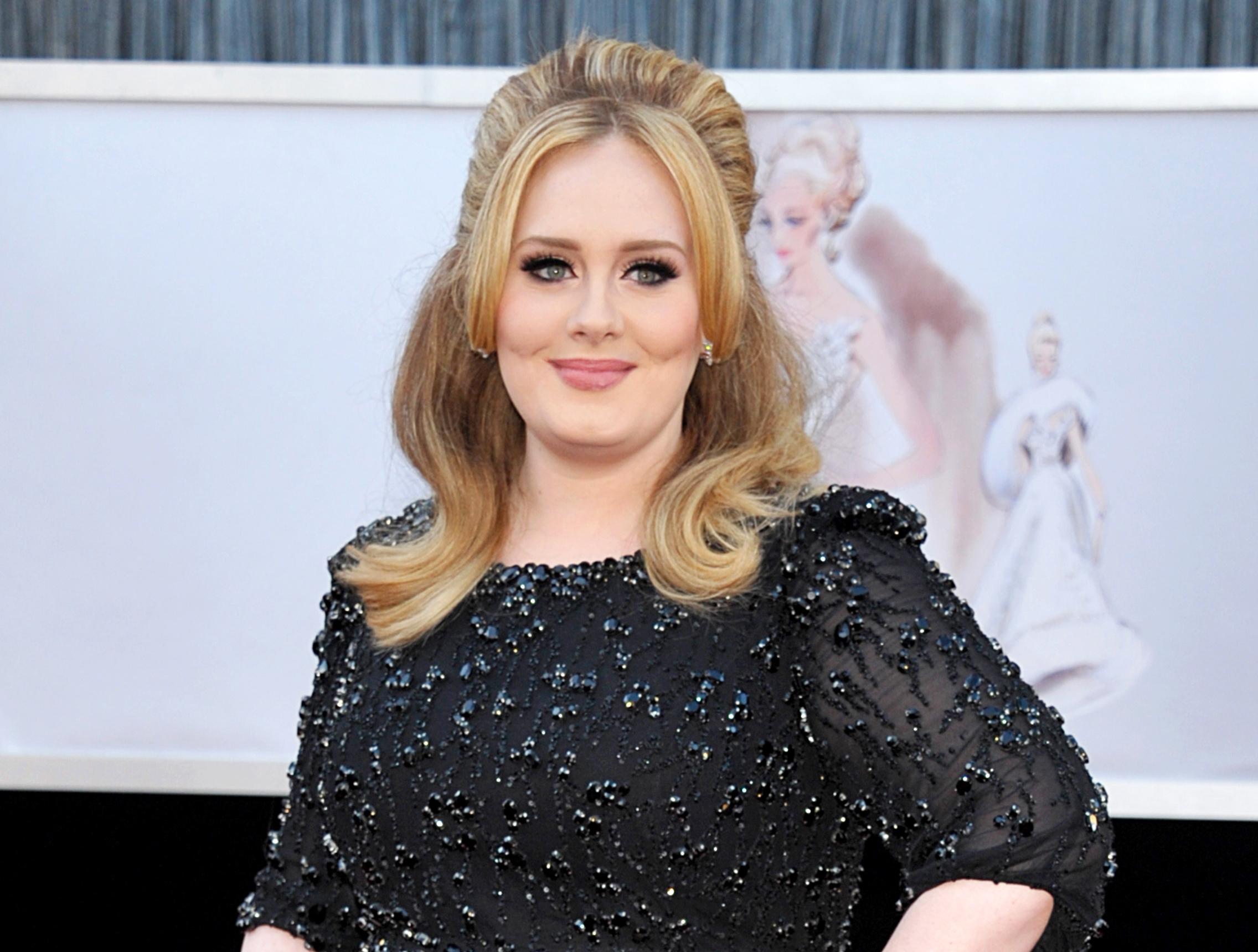 Music Adele Sales