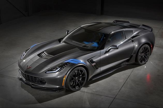 シボレー、自然吸気エンジンを搭載する高性能モデル「コルベット グラン スポーツ」の価格を発表
