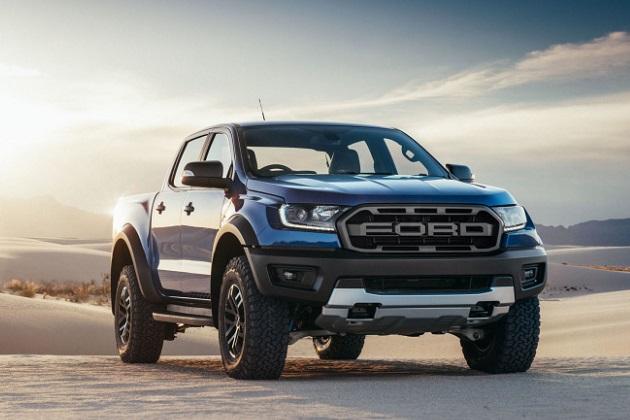 フォード、新型ピックアップ・トラックの高性能版「レンジャー ラプター」をバンコクで発表!