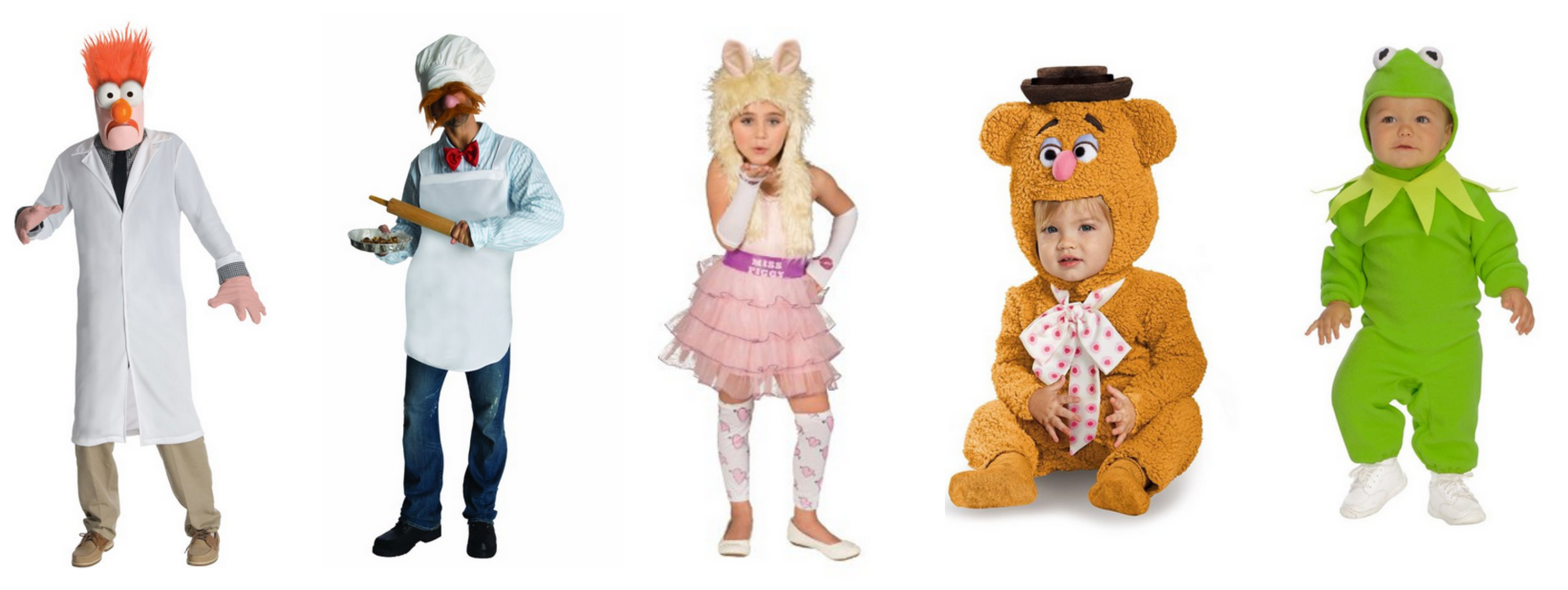 The Muppets Family Halloween Costume Idea